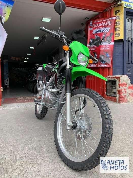 Moto Klx 170J