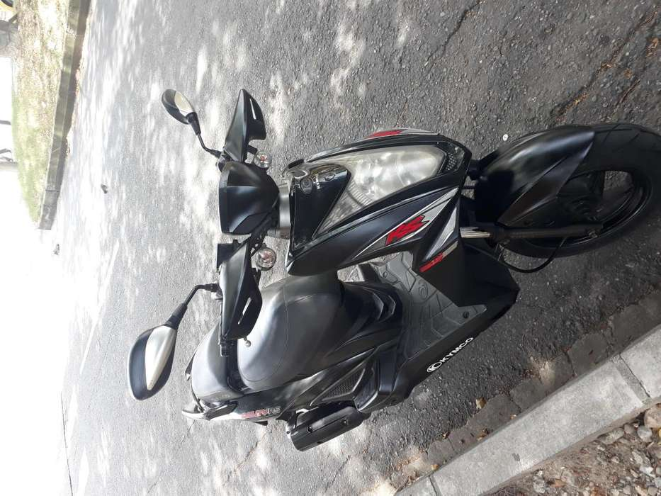 Agility rs 125 seguro y tecno nuevos 2012
