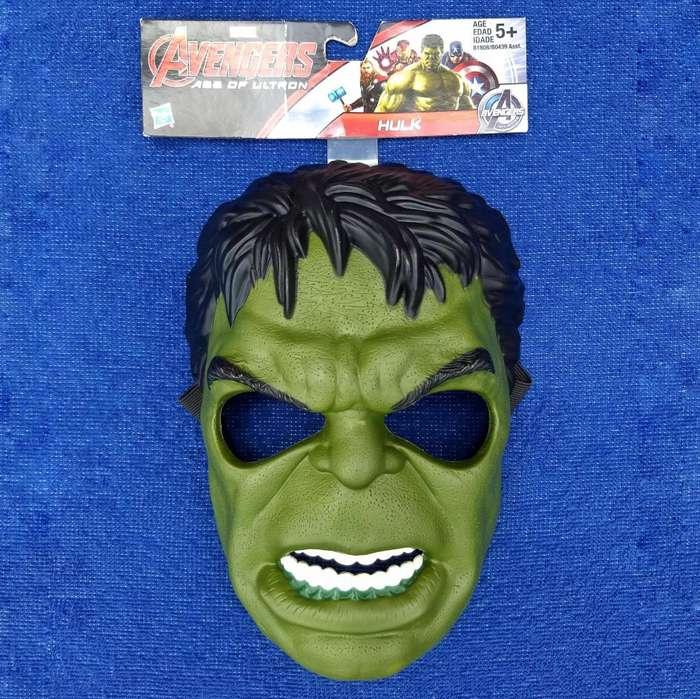 Marvel Hulk Age Of Ultron Mscara Hroe Hasbro Original