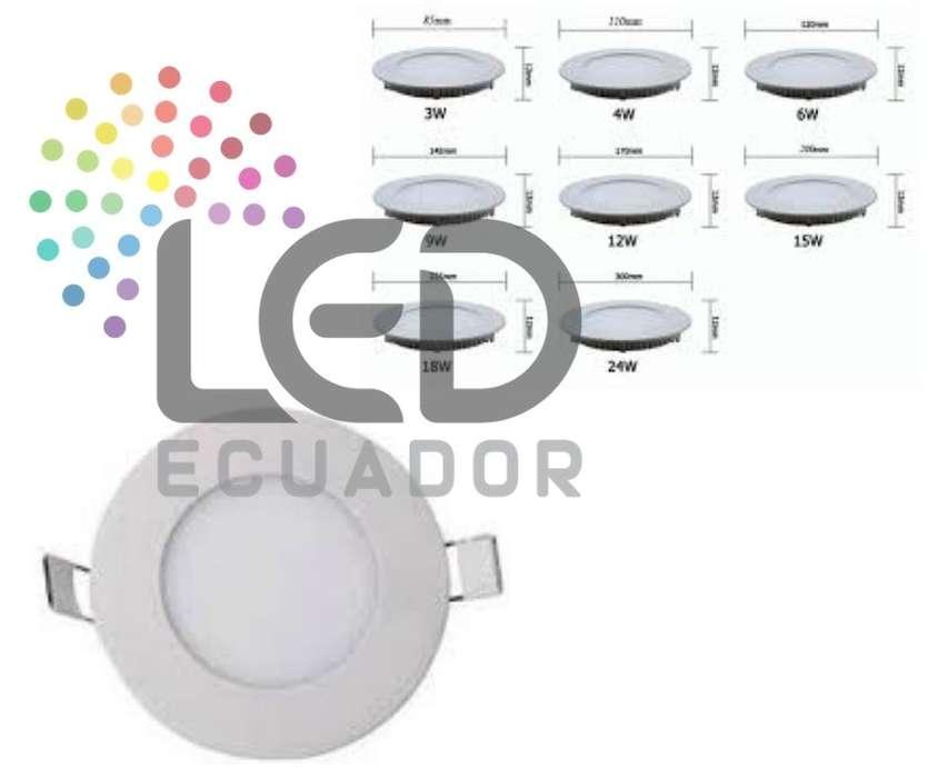 Paneleria led Led Ecuador