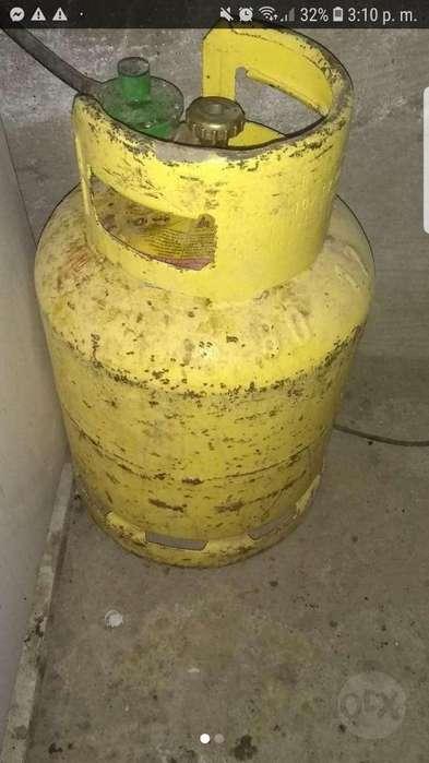 Vendo Tubo de 10kg Cargado