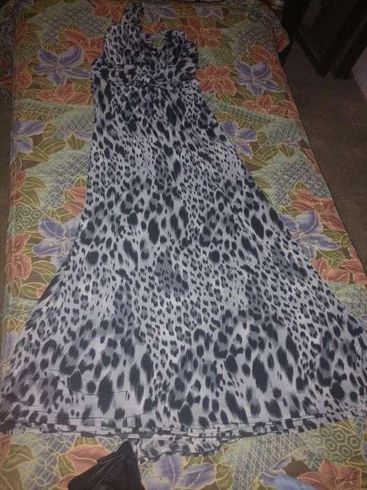 Vestido Largo de Fiesta Talle 3