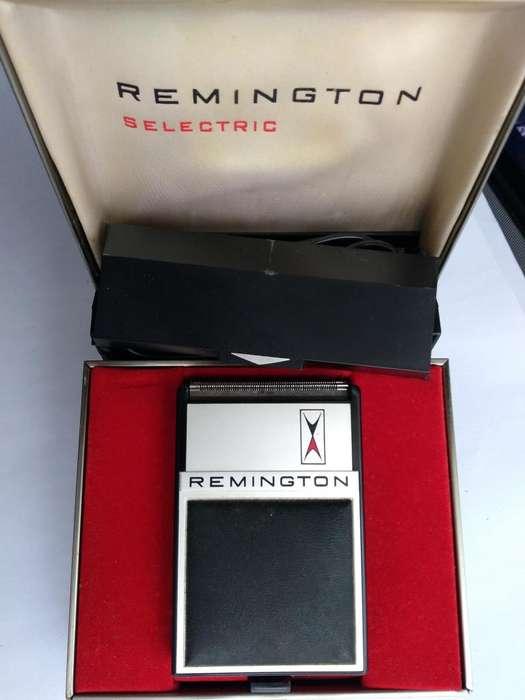 Antiguedad Maquinas Afeitar y depiladora Remington