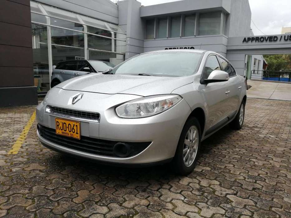 <strong>renault</strong> Fluence 2012 - 52000 km