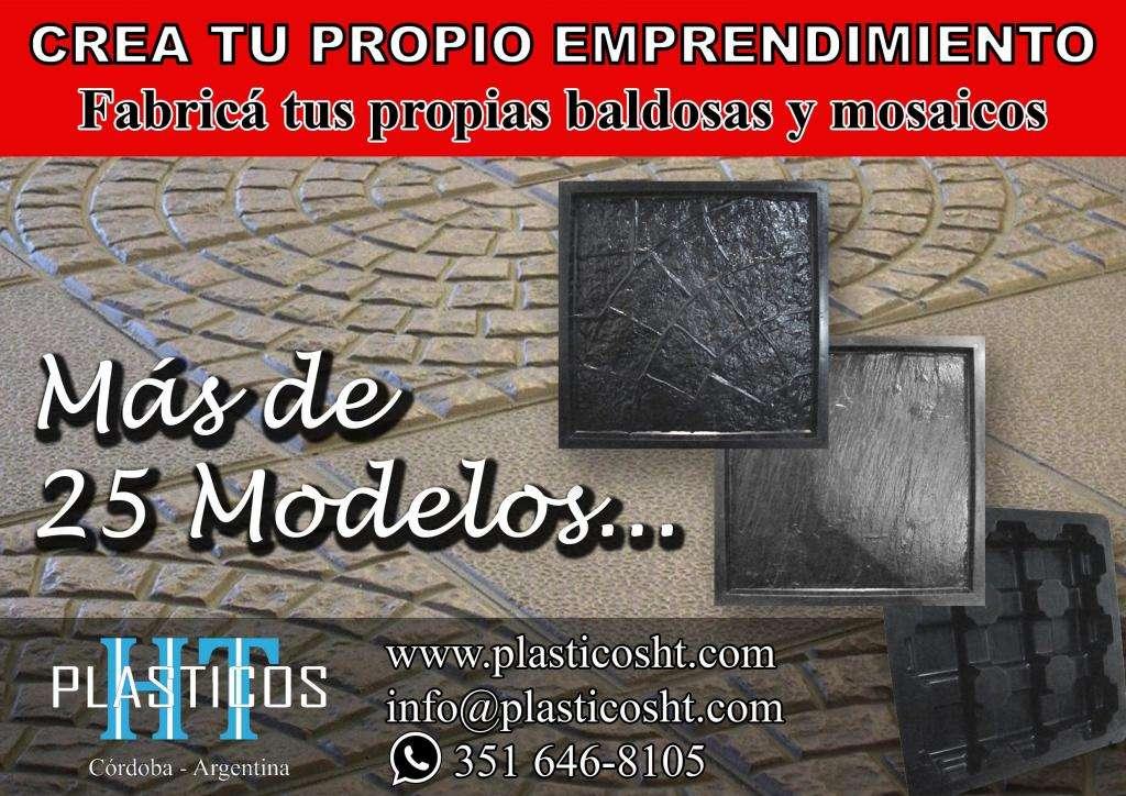 Moldes para fabricar Baldosas y Mosaicos..!!!!