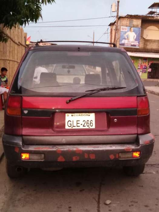 Mitsubishi Space Wagon 1993 - 111111111 km