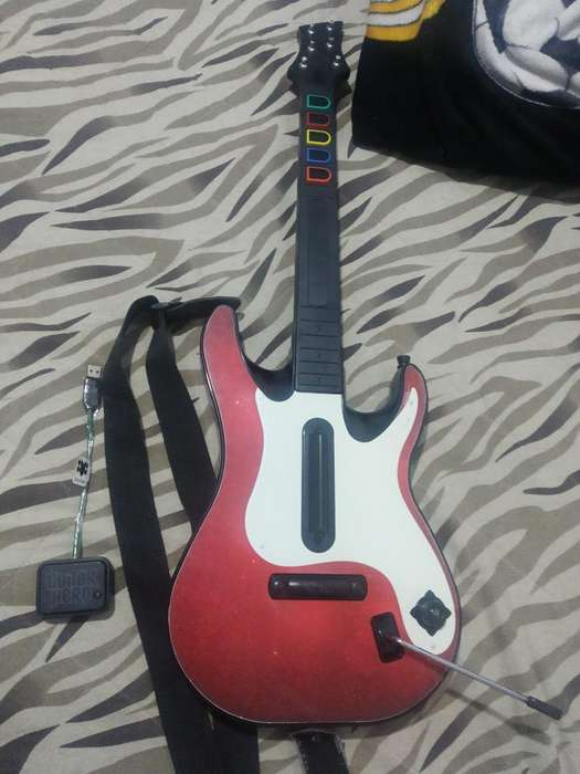 Guitarra Ps2 Ps3