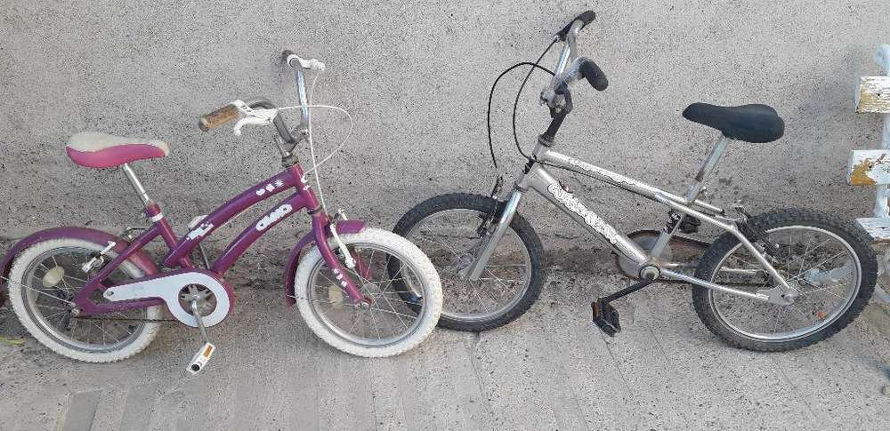 Bicicletas Niños