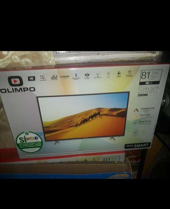 Tv Olimpo Hd 32 Smart Tv (Nuevo)