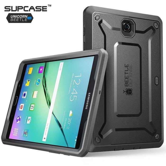 Case Protector Resistente Supcase Galaxy Tab S2 8.0 Mica, tienda centro comercial