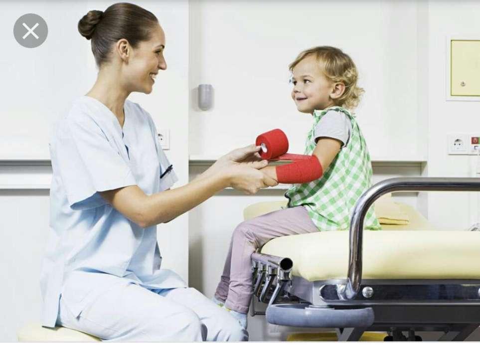 Aux Enfermera