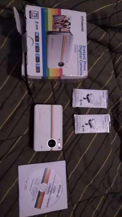 Camara digital Instantanea Polaroid z2300