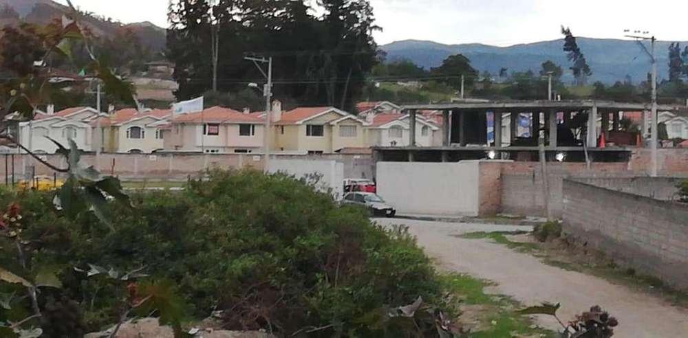 Venta de terreno en la ciudad de Ibarra sector Huertos Familiares