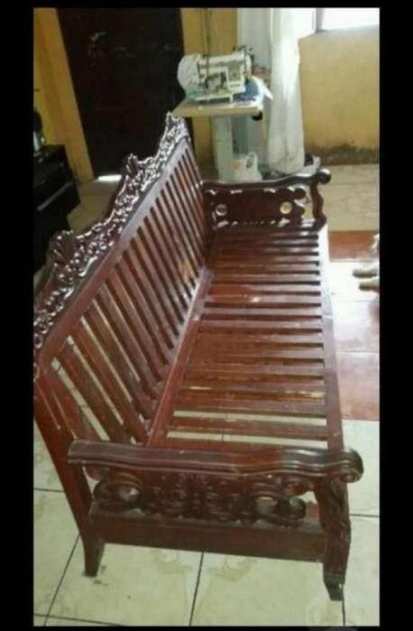 Remato Muebles de Guayacán Luis Xv