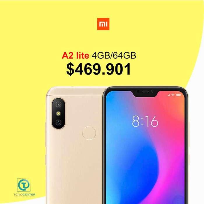 Xiaomi A2 lite Disponemos de 32 y 64, Somos Tienda Fisica, Nuevos, sellados, Homologados, obsequio.