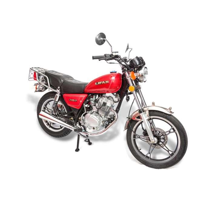 Moto LIFAN CHOPPER 125