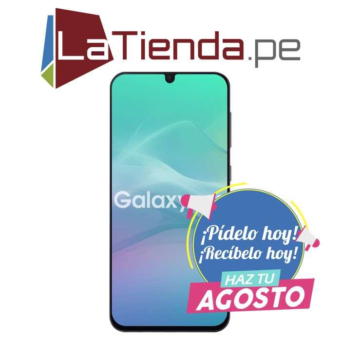 Samsung Galaxy A30 - Delivery a todo Lima