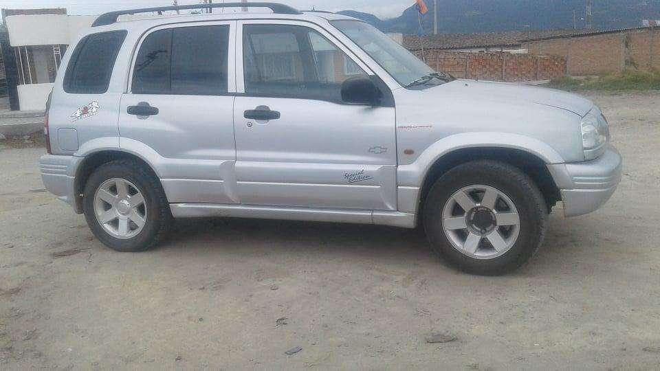 Chevrolet Grand Vitara 2001 - 185000 km