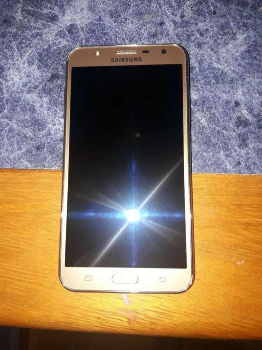 Samsung J7 Neo Dorado Liberado