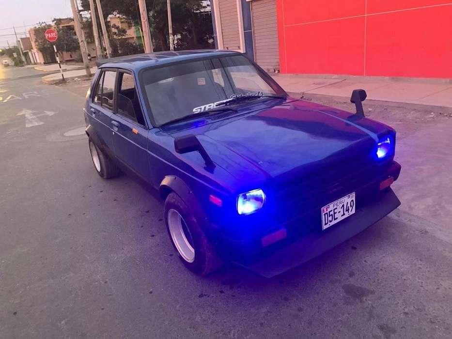 Toyota Starlet 1981 - 1000 km