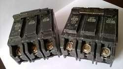 Taco Breaker Trifasico 3x50 o 3x60 General Electric Nuevo¿p