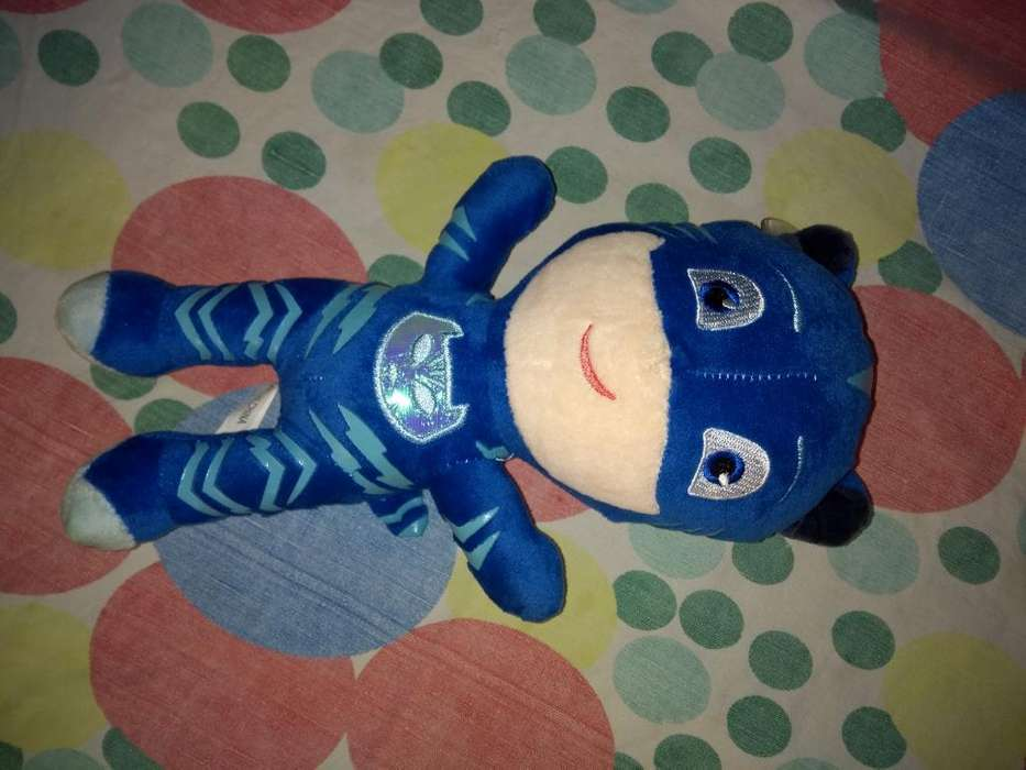 Muñeco de Peluche Pj Mak