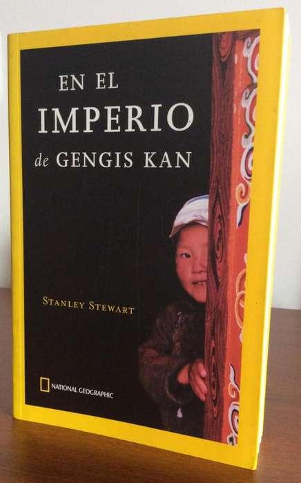 Literatura de Viajes: En el Imperio de Gengis Kan