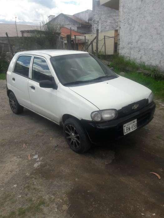 Chevrolet Alto 2001 - 0 km