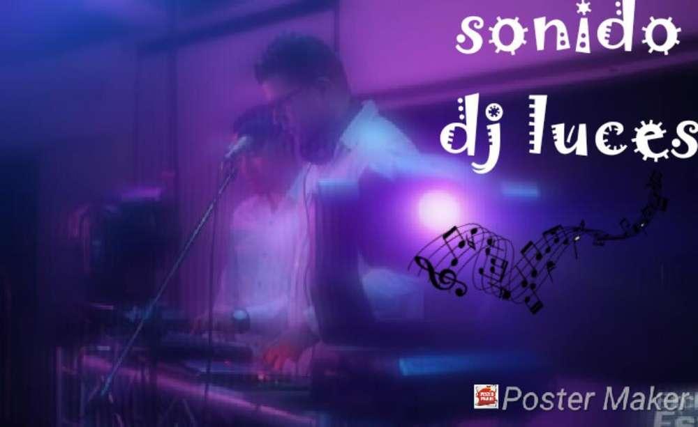 Sonido,dj,luces,animacion Total