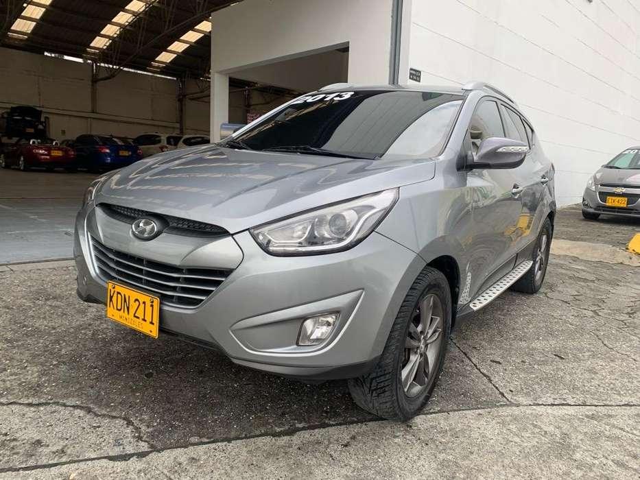 Hyundai i35 2013 - 95600 km