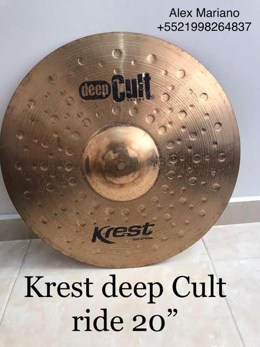 Platillo Krest Deep Cult Ride 20