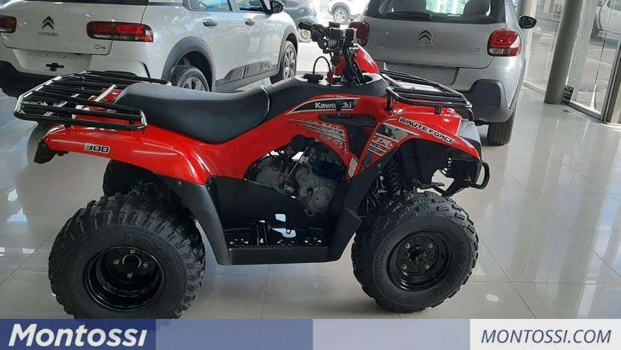 Kawasaki Brute Force 300 4x2 2013 IMPECABLE!