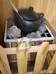 Generadores de calor para sauna y saunas