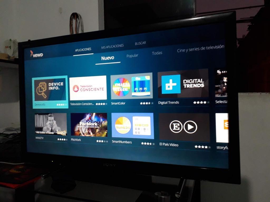 3646891ed Vendo Cambio SONY Bravia 32   HD Smart Tv Oferta Televisor - Lima