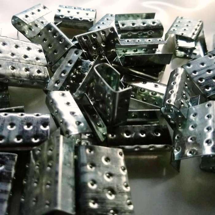 Sellos para Zunchos Plasticos