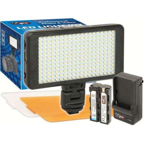 Lampara Led Vidpro LED150 Para Cámara Dslr y Video Cámara