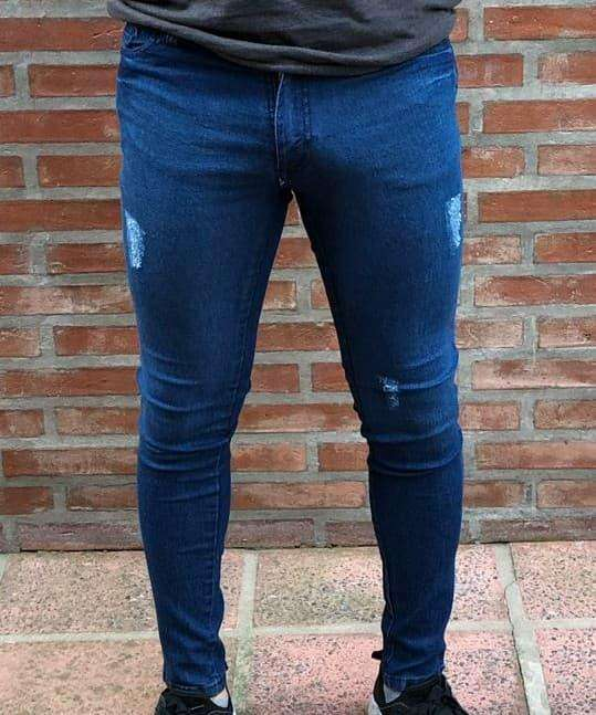 Jeans Elastizado Hombre