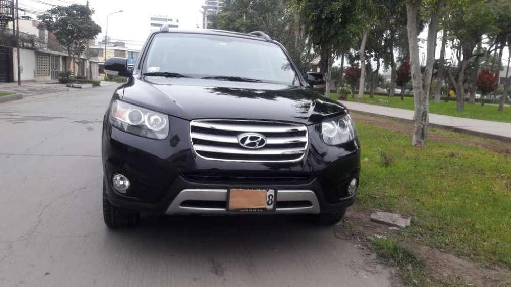 Hyundai Santa Fe 2012 - 73000 km