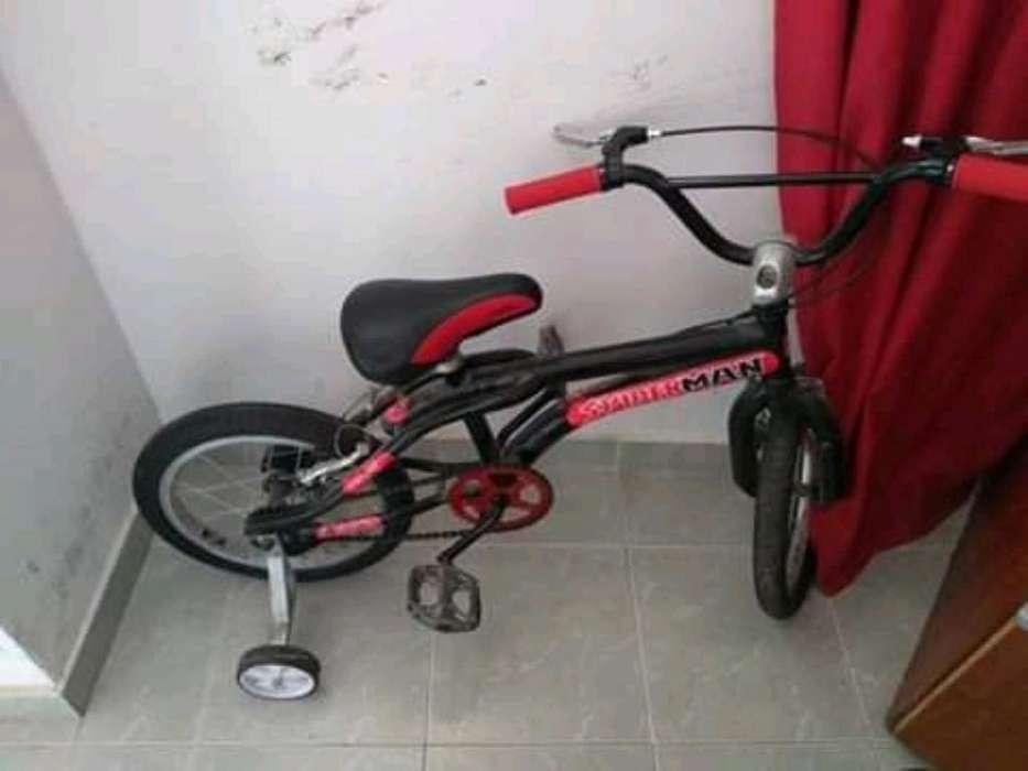 Vendo Dos Bicicletas Gw Numero 16