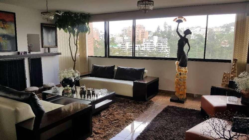 Departamento en Venta Sector Gonzalez Suarez, 3 dormitorios, elegante