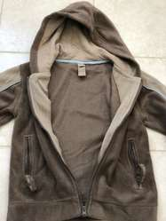 Campera Polar Cheeky Talle 8 .Impecable