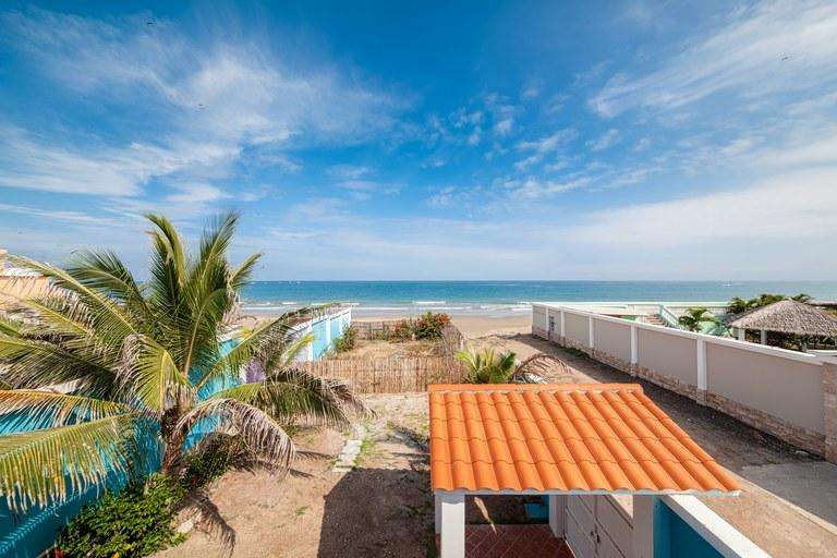 Casa de playa en alquiler por semana en Crucita