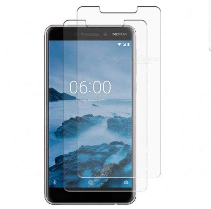 Vidrio Templado Nokia 6.1