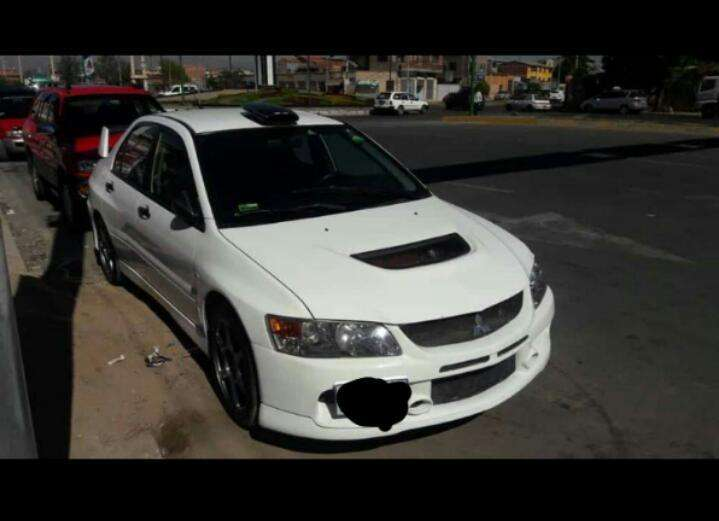 Mitsubishi Evolution 2005 - 83500 km