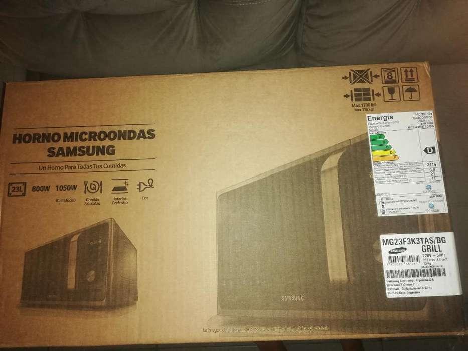 Microondas Samsung Nuevo