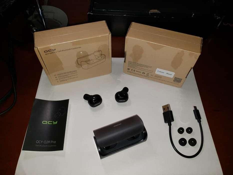 Qcy Pro Inalámbricos Bluetooth Audifonos