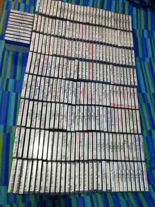 Cassettes Cinta de Audio Usados Y Nuevos