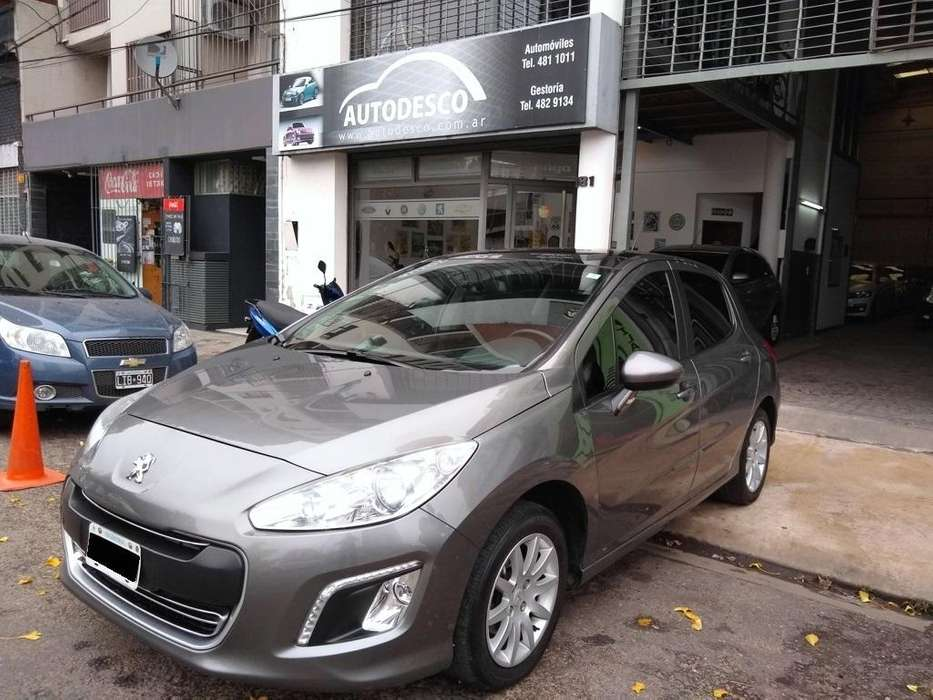 Peugeot 308 2014 - 78000 km