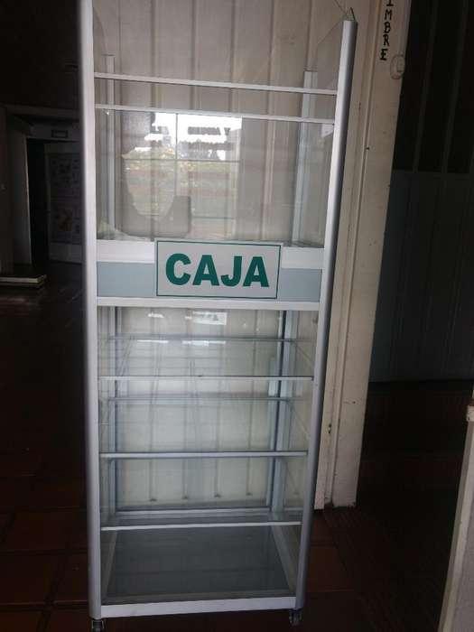 Torre Caja Registradora Aluminio