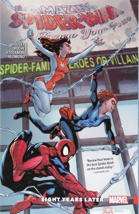 Comic Spiderman Marvel Magazine